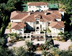 Pinecrest Luxury Home - most expensive sale in December